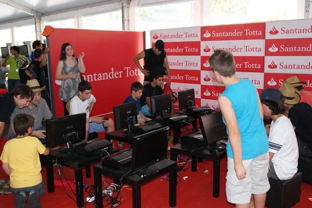 """XLPARTY MAIA 2010 - Portugal """"Simulador de Voo!!"""" 0057"""