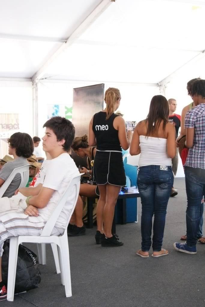 """XLPARTY MAIA 2010 - Portugal """"Simulador de Voo!!"""" 0062"""