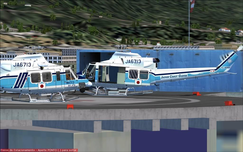 [FS2004] Voando com os amigos... 0015