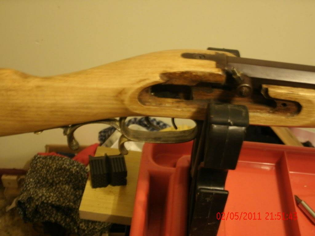 s starting an small change to my 54cal hawken 006-6
