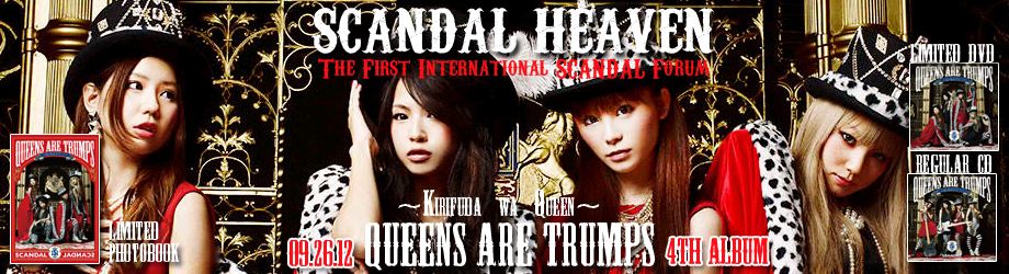 Queens are trumps Layout Banner Contest Test