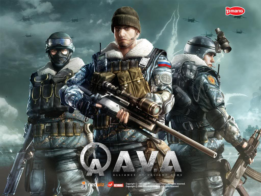 A.V.A : Alliance Of Valiant Arms - Download Ava-592-2