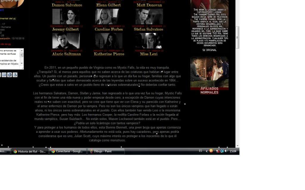 Plagio a The Vampire Diaries Rol Historiaoriginal1