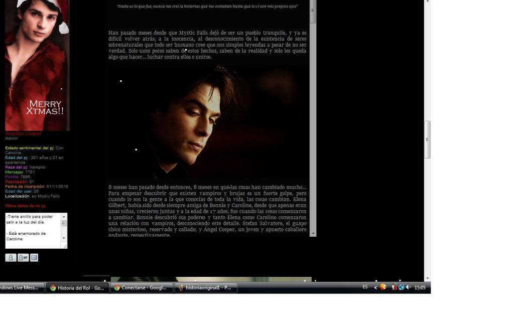 Plagio a The Vampire Diaries Rol Historiaoriginal2