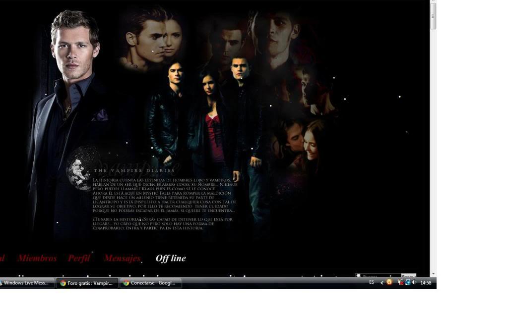 Plagio a The Vampire Diaries Rol Original1