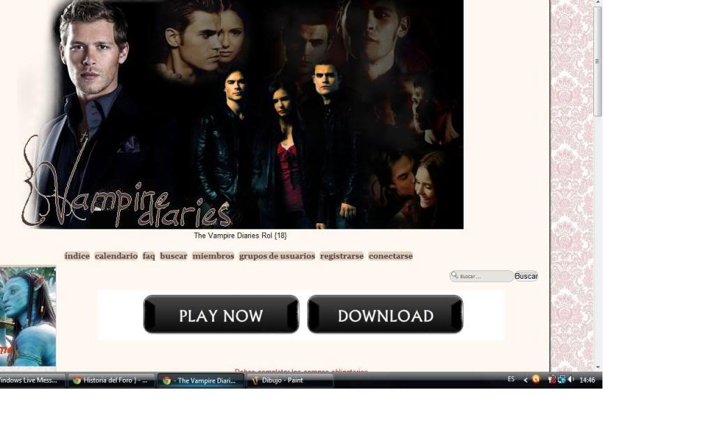 Plagio a The Vampire Diaries Rol Plagio1