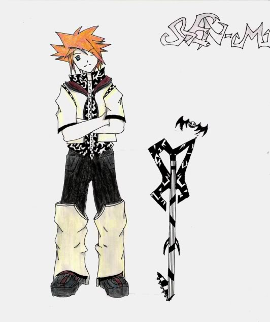 Personajes de Kingdom Hearts Advance Totallity Ben-MhijitoxD