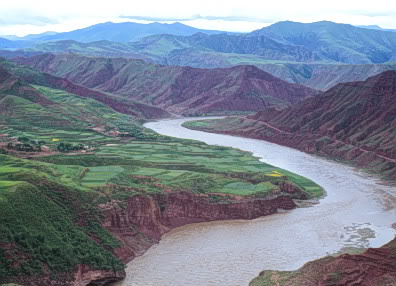 yellow river, china Pictures, Images and Photos
