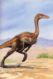 Dinosaurs! Ornithomimus1