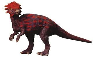 Dinosaurs! Pachycephalosaurus1