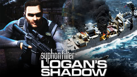 Modern Wariors Syphon Filter Logan's shadow