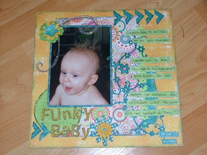 23 mai - funky baby FUNKYBABY
