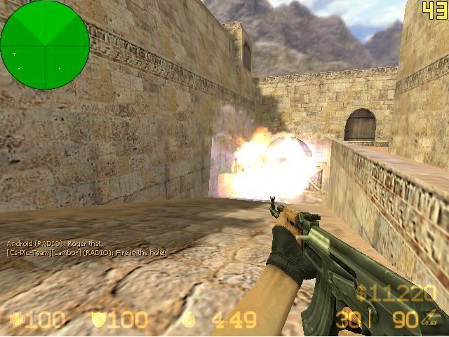 Counter Strike 1.6 v33