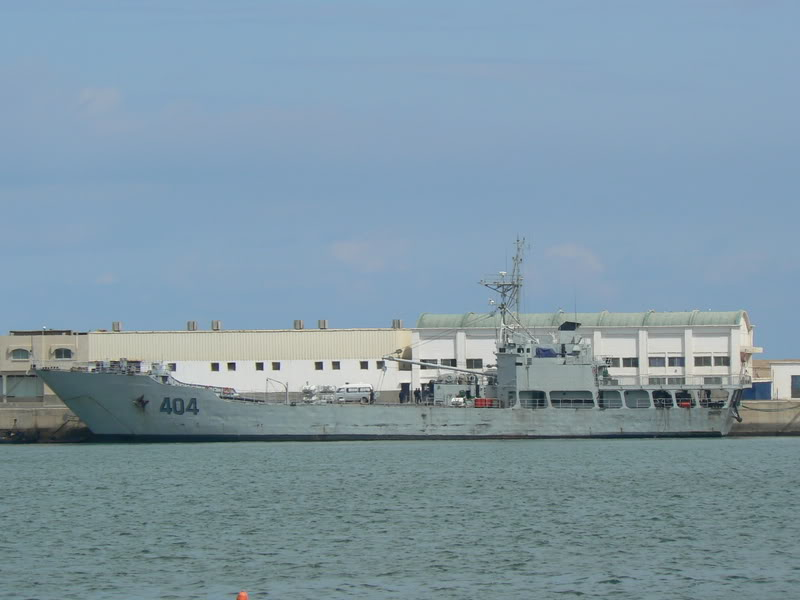 Royal Moroccan Navy Batral LST Class / Batral marocains classe Daoud Ben Aïcha - Page 4 404AbouAbdallahElAyachi