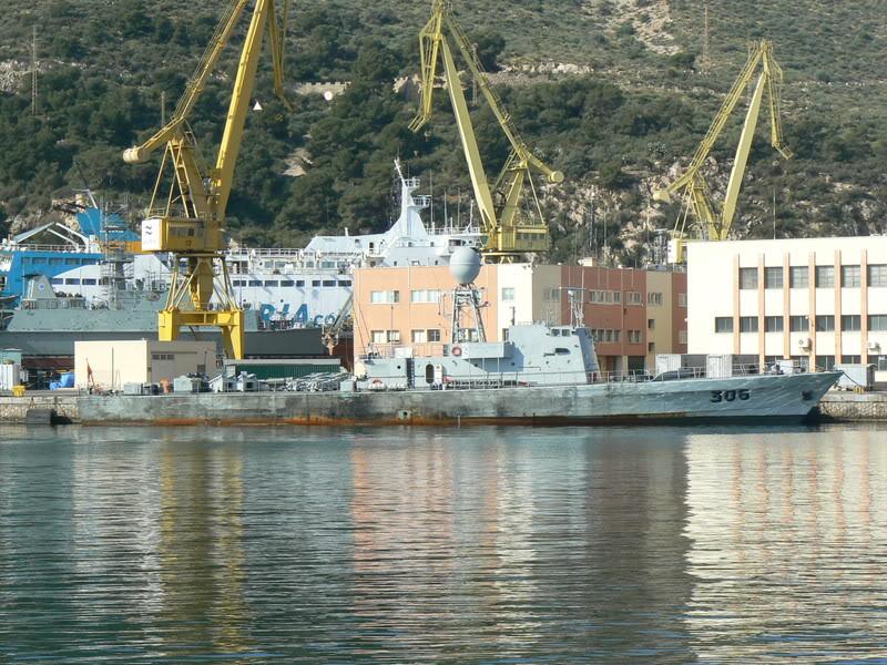 [nouvelles & photos] La Marine Royale Marocaine P1070465