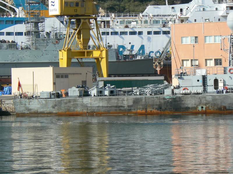 [nouvelles & photos] La Marine Royale Marocaine P1070466