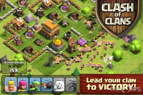 [Clash of Clans] Giới Thiệu về Clash Of Clans A4_d2415