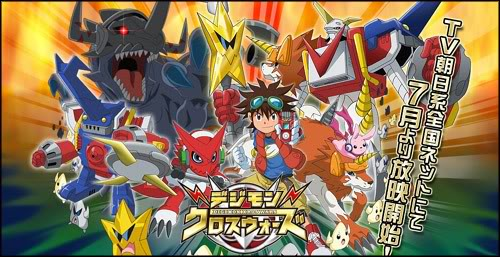 Digimon Xros Wars (Season 6) Download (Finished) Digimon