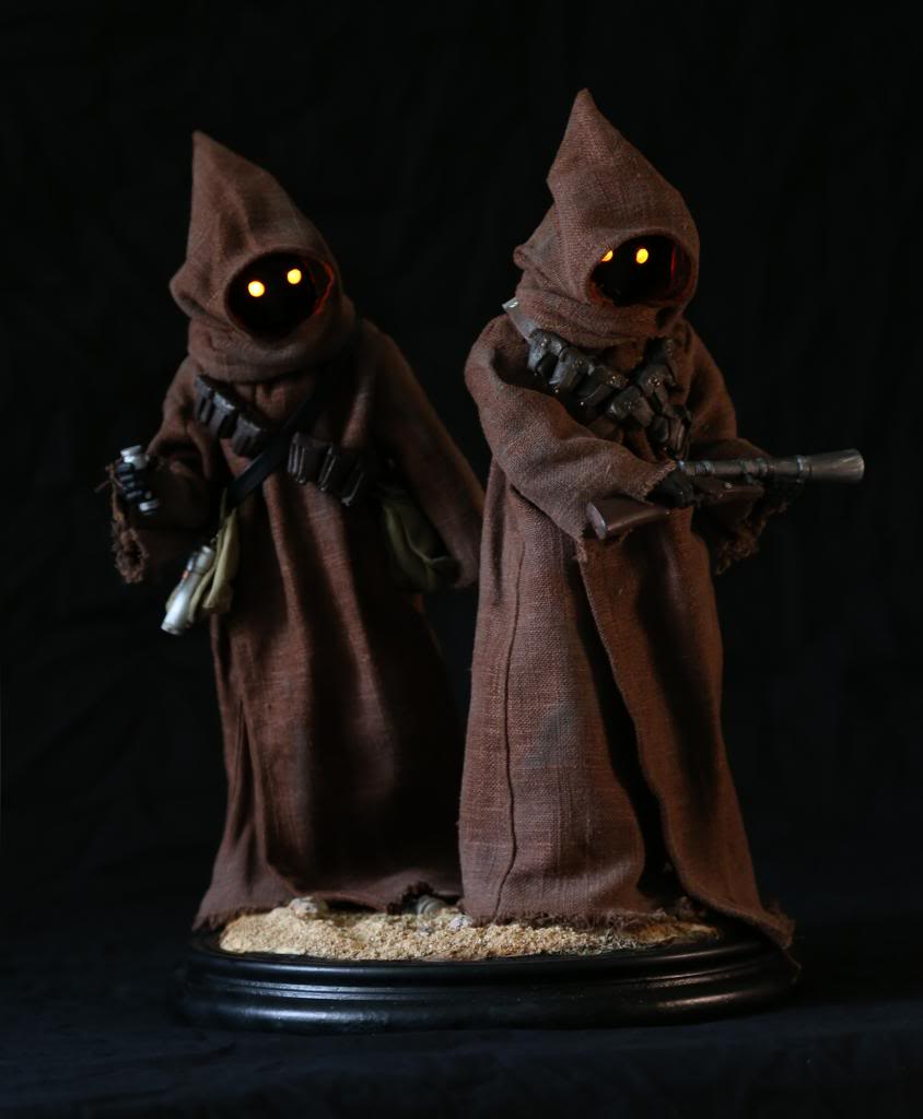 some of my custom STAR WARS Statues IMG_0206_zps791f1070