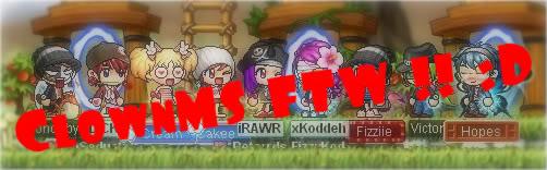 ClownMS FTW !! YEAH ! ,D