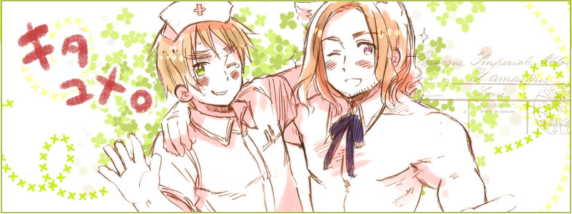 Hetalia Maid Club