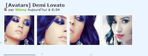 Avatar Demi Lovato