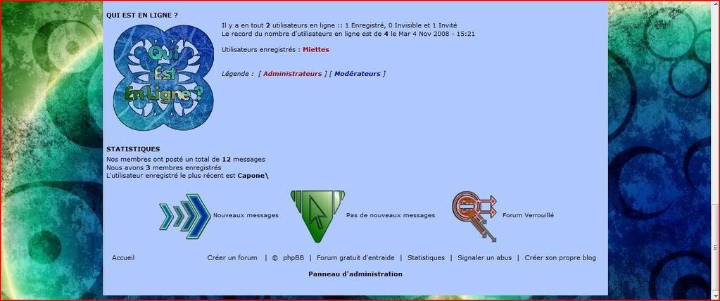 Thème abstrait bleu-vert 3