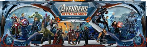 Avengers Projeto