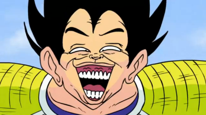 A s***load of Dragonball episodes... IN A NUTSHELL. Todaiiiiii