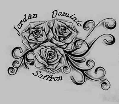this will be my new tattoo Mytattoowithkidsnames