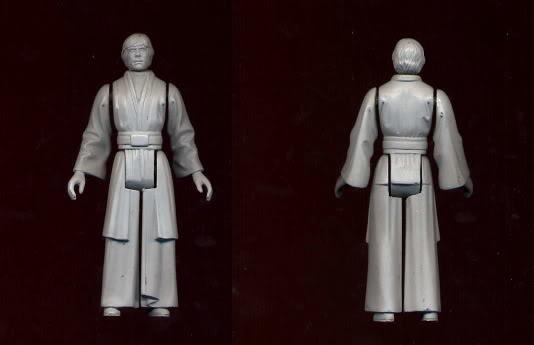 Figure wish lists Luke-in-robes