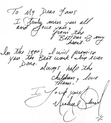 MJ's will! Randy says it's not MJ's signature! - Page 2 Dearfans