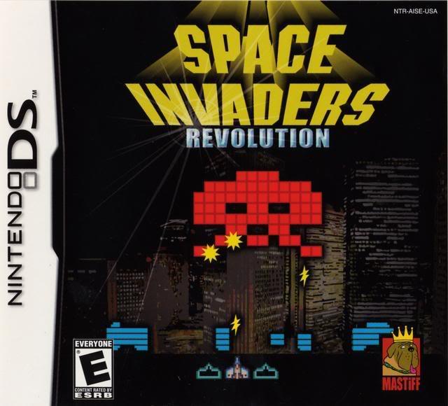 space invaders revolution SpaceInvadersRevolution
