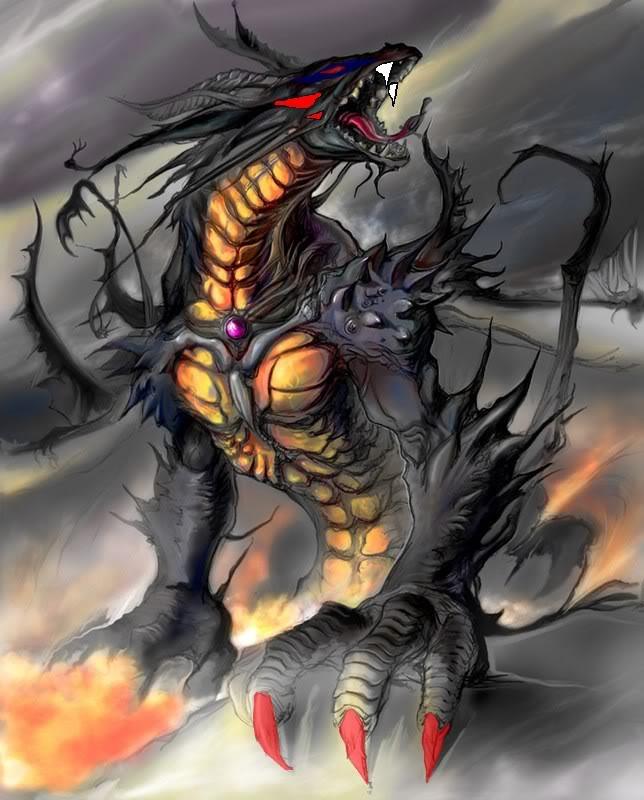 Organization XIII (Axel, Riku, and Akuma only unless invite) - Page 3 Dragonhurlant