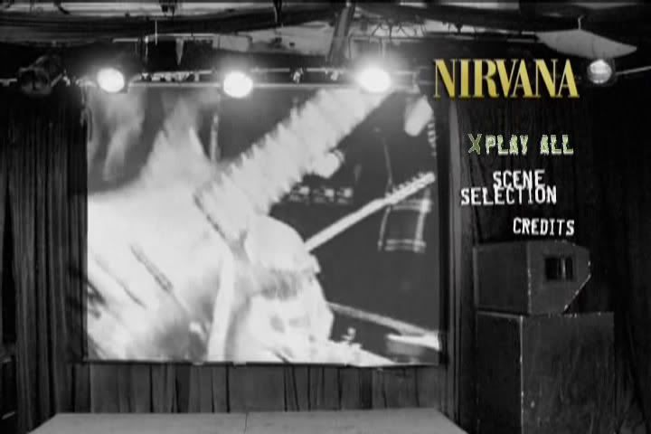 Nirvana - With the Lights Out (DVD) Snapshot20090705000202