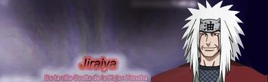 Lugar de Retos para Jiraiya Jiraiya