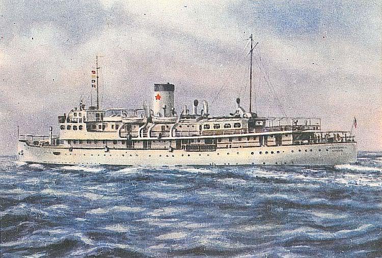 Nekadašnji brodovi BrodPartizanka