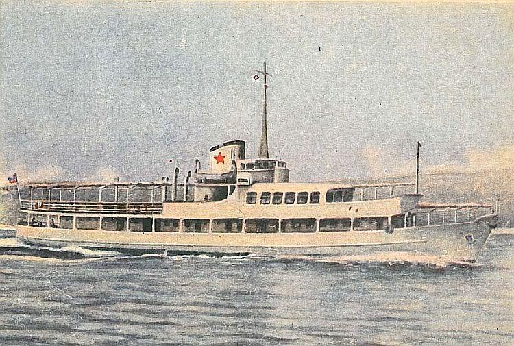 Nekadašnji brodovi BrodPetarNjego