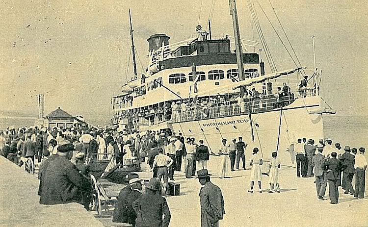 Nekadašnji brodovi BrodPrestolonaslednikPetar-Crikveni