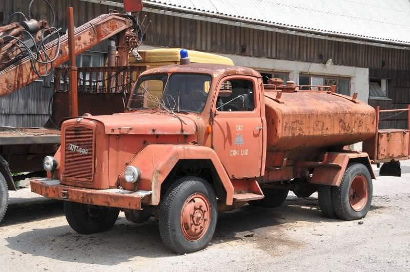 Vatrogasni kamioni 286-045