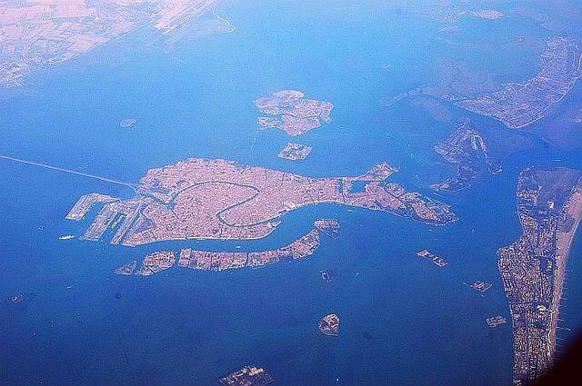 Slike iz zraka Venezia800