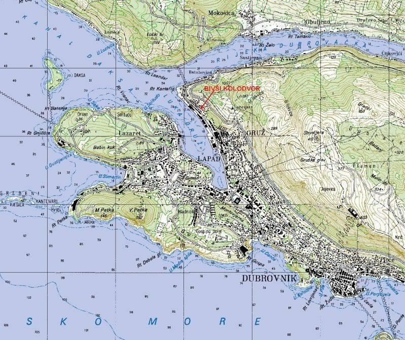 Planirani ekšni Dubrovnik1