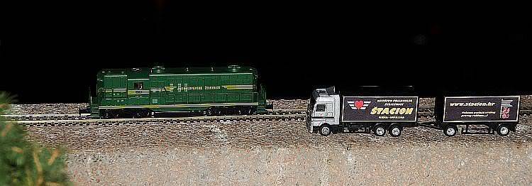 """Promotivni kamion DPŽ-a """"Štacion""""! ;-) 277-043"""