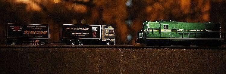 """Promotivni kamion DPŽ-a """"Štacion""""! ;-) 277-053"""
