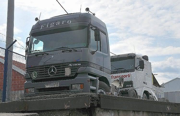 """Promotivni kamion DPŽ-a """"Štacion""""! ;-) 278-011"""