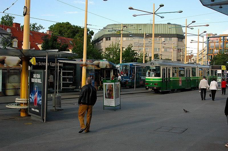 Holding Graz Linien ili Tramvaji u Grazu 0263-017