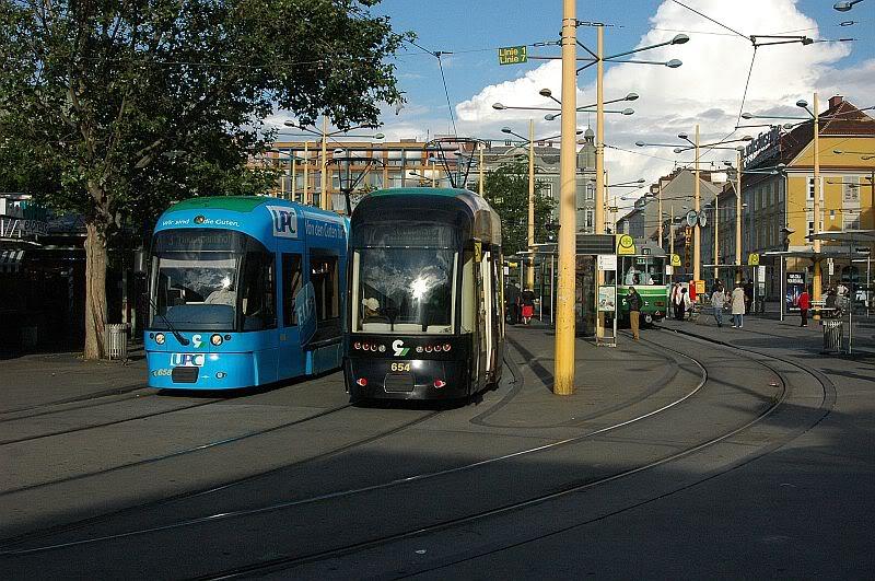 Holding Graz Linien ili Tramvaji u Grazu 0263-018