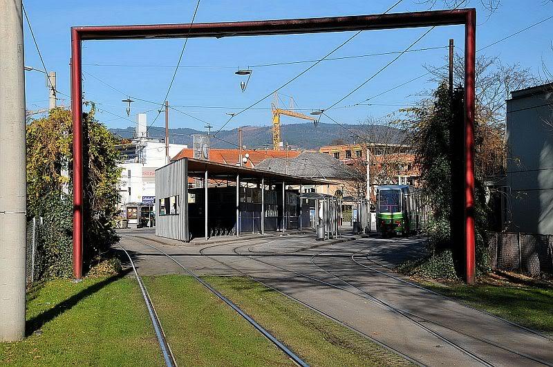 Holding Graz Linien ili Tramvaji u Grazu 307-071