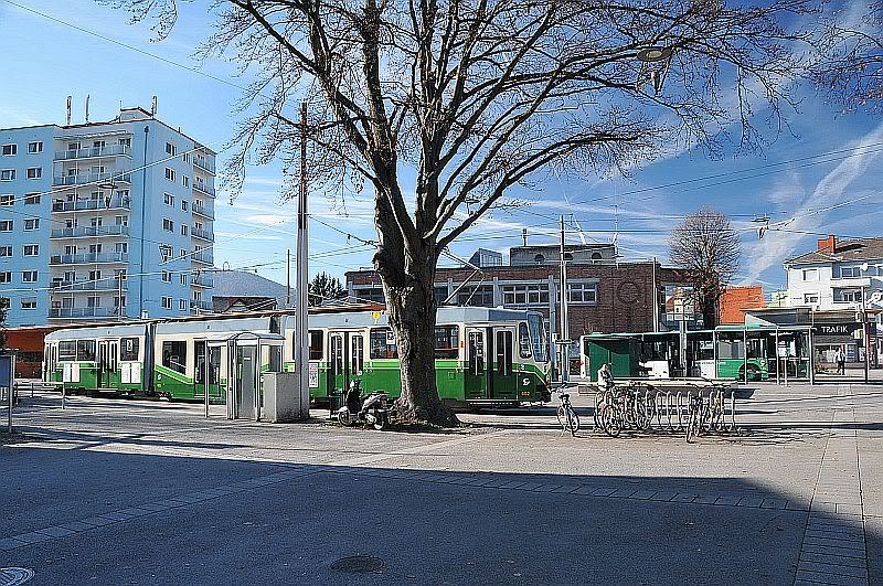 Holding Graz Linien ili Tramvaji u Grazu 307-074