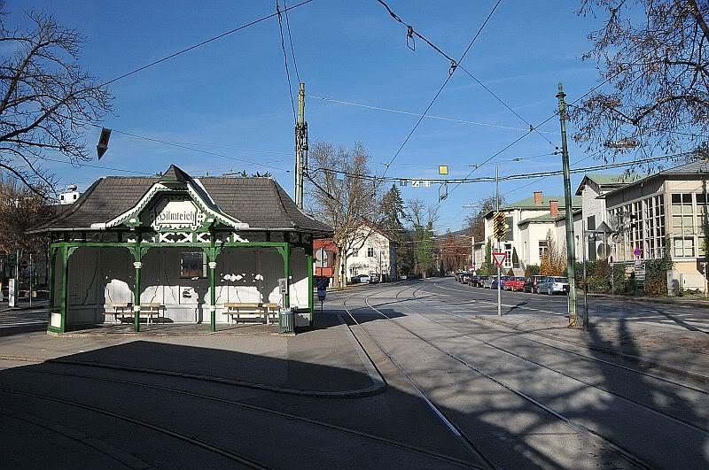 Holding Graz Linien ili Tramvaji u Grazu 307-078